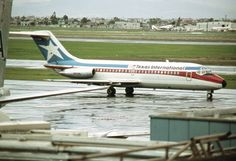 Interesting Defunct United States Airlines  Texas International