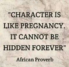 Cannot be hidden forever..