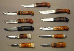 Фотоальбомы » Финские ножи Алексея Мельницкого. Финский нож, саамский нож, купить финский нож.