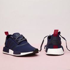 The NMD_R1 women's sneakers combine street style with technical details. Available in-store & online #nmdr1 #adidas #stormcopenhagen