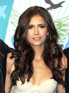 Honoree Nina Dobrev poses in press room during the 2010 Teen Choice Awards at Gibson Amphitheatre on August 8, 2010 in Universal City, California.