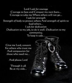 Image detail for -Correctional Officer Prayer Graphics Code | Correctional Officer ...