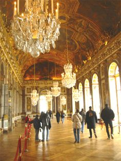 Château de Versailles - Paris - France