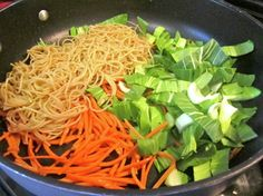 <3 bok choy - Simple Stir Fry - The Fit Cook - Healthy Recipes