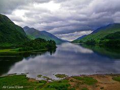 Glenfinnan e loch shild Round Trip, Costa, River, Mountains, Outdoor, Budget, Cave, Outdoors, Outdoor Games