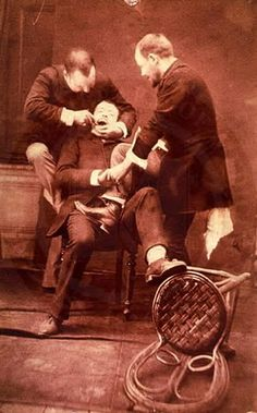 Victorian-csi: Genius, Madness, and Addiction: The Tragic Life and Death of the Mad Dentist