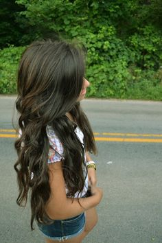 like the curls, color, and length.