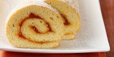 Fini's Feinstes - Rezeptsuche - Fini´s Rezepte - Biskuitroulade