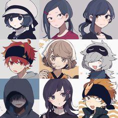 Manga Illustration, Character Illustration, Illustrations, Anime Nerd, Manga Anime, Anime Comics, Character Inspiration, Character Art, Anime Friendship