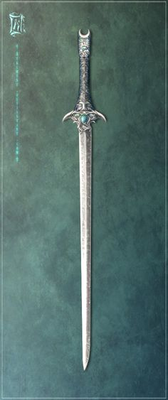 Nelri Blade Concept - II by *Aikurisu on deviantART