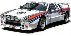 Martini Racing Group B Lancia 037 https://plus.google.com/+JohnPruittMotorCompanyMurrayville/posts