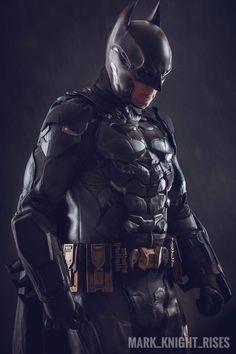 Cowl - Batman Arkham Hybrid