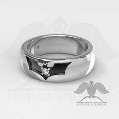 #Batmanring  #bat #silverring  #goldring  #geekgifts  #gifts  #weddingband  #engagement