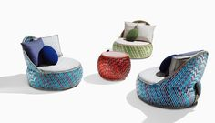 Dala collection by Stephen Burke for Dedon