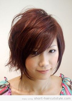 cool Beautiful Short Hairstyles For Fat Faces