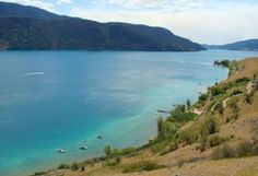 Kalamalka Lake near Vernon BC was listed by National Geographic as one of the 10 most beautiful lakes in the world. And I am so fortunate to live 30 min away