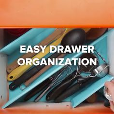 22 Home Organization Hacks That Work Better Than a Magic Wand Organisation Hacks, Organizing Hacks, Kitchen Organisation, Organizing Your Home, Diy Organization, Diy Hacks, Home Hacks, Amazing Life Hacks, Useful Life Hacks