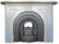 images of victorian fireplace mantles | Victorian Marble Fireplace Mantel