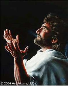 A painting by Akiane Kramarik who began painting this at 8 years old after having visions and dreams of heaven and Jesus. Description from pinterest.com. I searched for this on bing.com/images