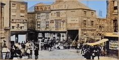 The Old Haymarket, date unknown