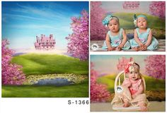 5x6.5ft(150x200cm)Digital Printing Scenic Photography Backdrops Newborn Fotografia Newborn Backdrop Photography Studio Backgrounds S-1226