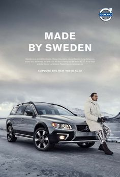 Volvo: Made by Sweden feat. Zlatan Ibrahimović