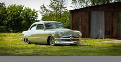 Rocky's 1949 Ford(with a 50' Grill) built by Creative Rod & Kustom in Womelsdorf, PA.
