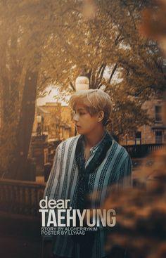 TaeHyung - 31 by llyaas on DeviantArt Wattpad Book Covers, Wattpad Books, Taehyung Fanfic, Spirit Fanfic, Bts Fanfiction, Graphic Portfolio, Episode Backgrounds, Bts Book, Kpop Posters