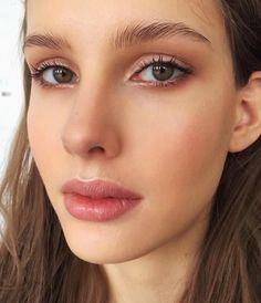 35 Simple Everyday Makeup Looks for Any Season; easy everyday makeup looks; natural makeup looks. Natural Everyday Makeup, All Natural Makeup, Natural Beauty, Makeup Trends, Makeup Ideas, Makeup Inspo, Makeup Tips, Makeup Products, Beauty Products