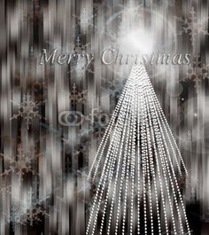 Tree Christmas and New Year s Day  Backgrounds