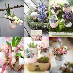 Egg flowers <3 easter