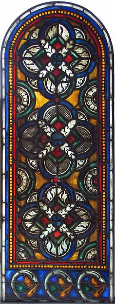 Ornamental Window Date: ca. 1180 Geography: Made in Reims, France