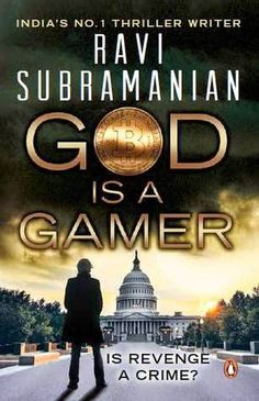Flaming Sun: Blog Tour: GOD IS A GAMER by Ravi Subramanian