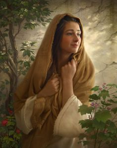 And they came with haste, and found Mary, and Joseph, and the babe lying in a manger. And when they had seen it, they made known abroad the saying which was told them concerning this child...But Mary kept all these things, and pondered them in her heart. - Luke 2:19