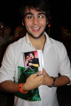 Ignazio Boschetto. Meet & Greet Il Volo in Tour USA. 2012