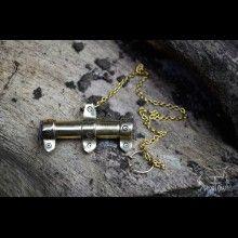 Viking needle case