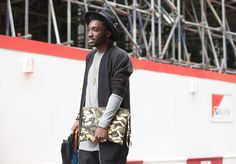 Streetstyle: London Collections