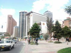 Centro internacional de San Diego en Bogotá.