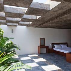 Top 10 bedrooms on Dezeen's Pinterest