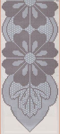 Filet Crochet, Crochet Doilies, Crochet Stitches, Embroidery Stitches, Crochet Patterns, Baby Knitting, Crochet Projects, Projects To Try, Creations