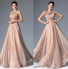 Rochii de ocazie de seara crem sampanie voal fin Prom Dresses, Formal Dresses, Wedding Dresses, Long Dresses, Sweet Dress, Coral Pink, Evening Gowns, Glamour, Womens Fashion