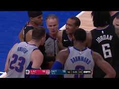 597bc4e4c82b CRAZY NBA FIGHTS COMPILATION part 2 - YouTube