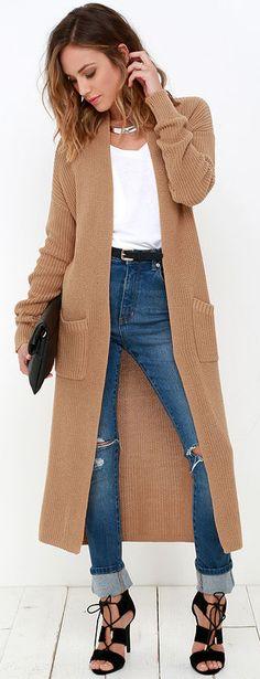 cardigan sweater coat