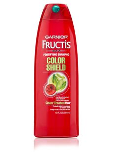 Garnier - Fructis - Color Shield - Shampoo