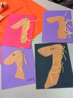 country western craft ideas for children | ... other great Wild West craft ideas check out momstown Arts & Crafts