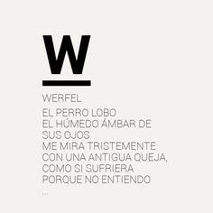 con la W...Werfel