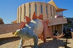 Vernal, Utah - Dinosaur Park