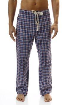 i-smalls Mens Woven Checked 100/% Cotton Pyjama Bottoms Lounge Pants with Eye Mask