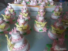 Cake con corona principessa