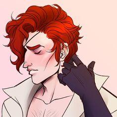 """queen-schadenfreude: """"sorry I'm so predictable ¯\_(ツ)_/¯ """""""